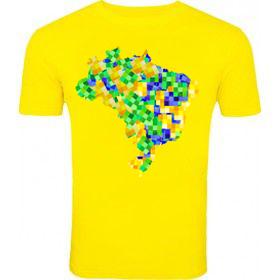 T shirt Mapa Brasil