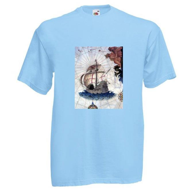 T shirt Caravela